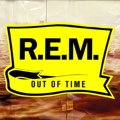 Out of Time 25th Anniversary - 3 LP Box Set - R.E.M.
