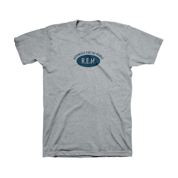 Automatic For The People Throwback Tee-R.E.M.