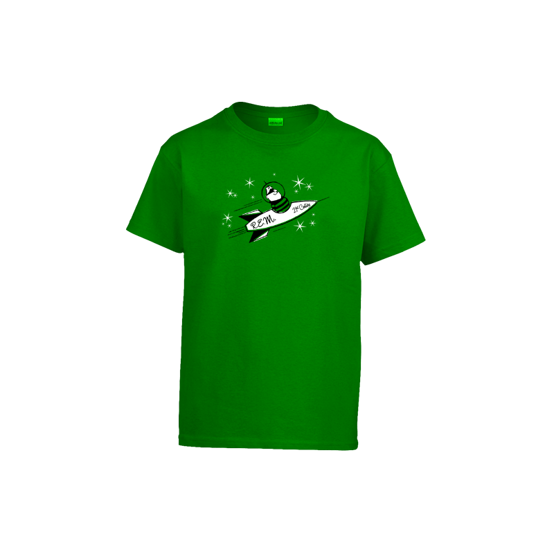 Rocket Throwback Youth Tee - R.E.M.