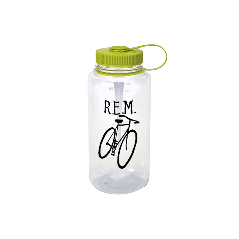 Bicycle Nalgene Water Bottle - R.E.M.