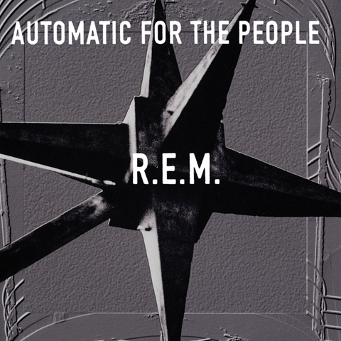 Automatic For The People 25th Anniversary Vinyl