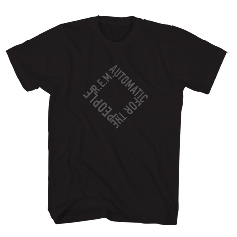 Automatic For The People Tee-R.E.M.