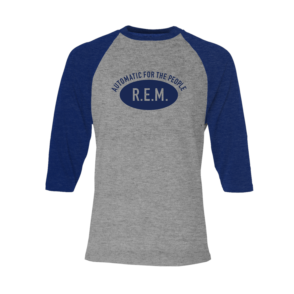 Automatic For The People Unisex Raglan-R.E.M.