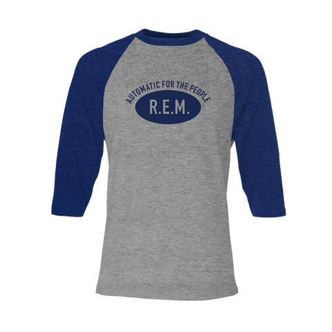Automatic For The People Unisex Raglan - R.E.M.