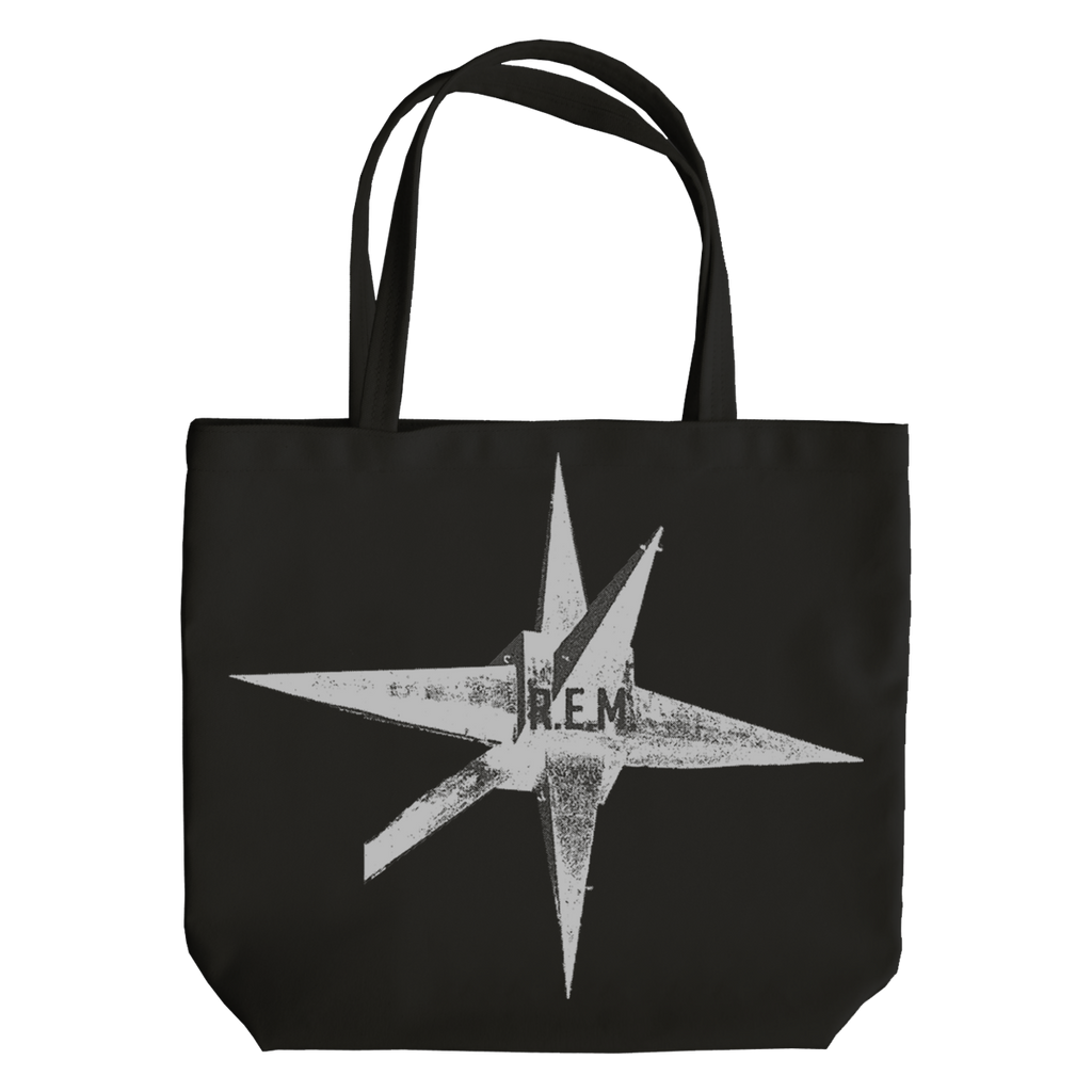 Automatic For The People Star Tote - R.E.M.