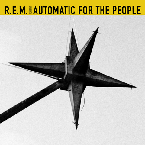 Automatic For The People 25th Anniversary Deluxe Edition 3 CD + Blu Ray - R.E.M.