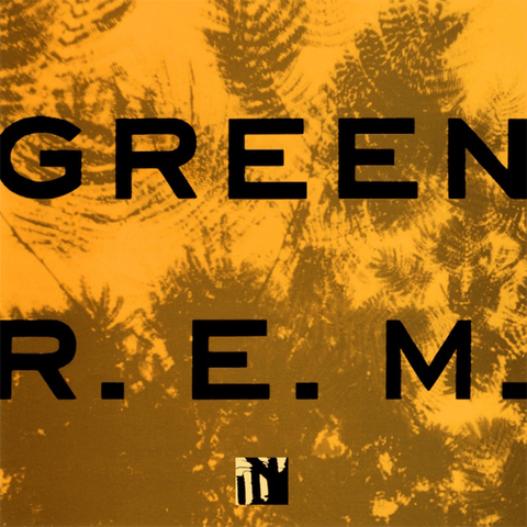 Green 25th Anniversary Vinyl - R.E.M.
