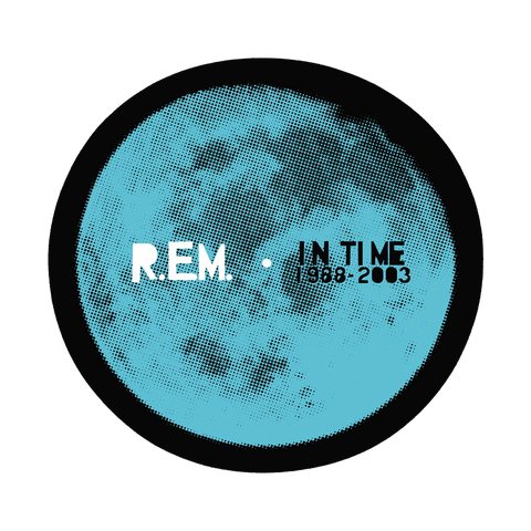 In Time Slipmat - R.E.M.