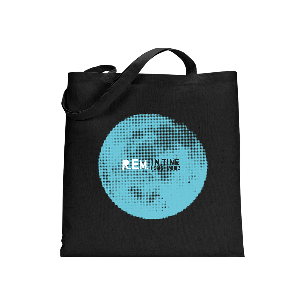 In Time Tote Bag - R.E.M.