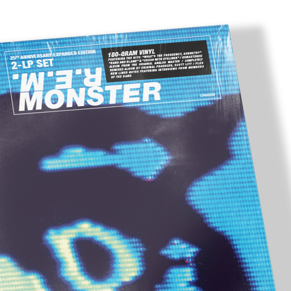 Monster 25th Anniversary - Expanded 2-LP Set - R.E.M.