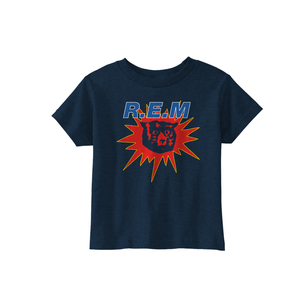 Monster Toddler Tee-R.E.M.