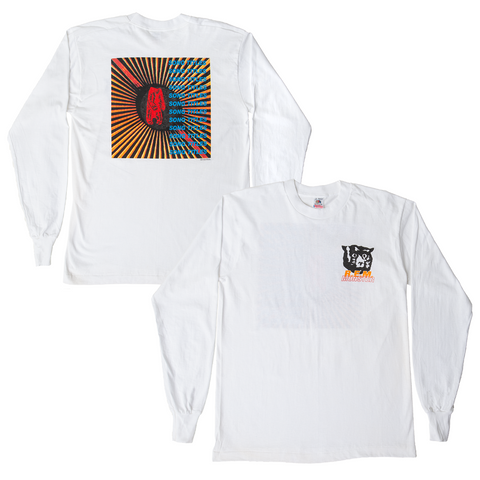 Monster Originals Long Sleeve Tee - R.E.M.