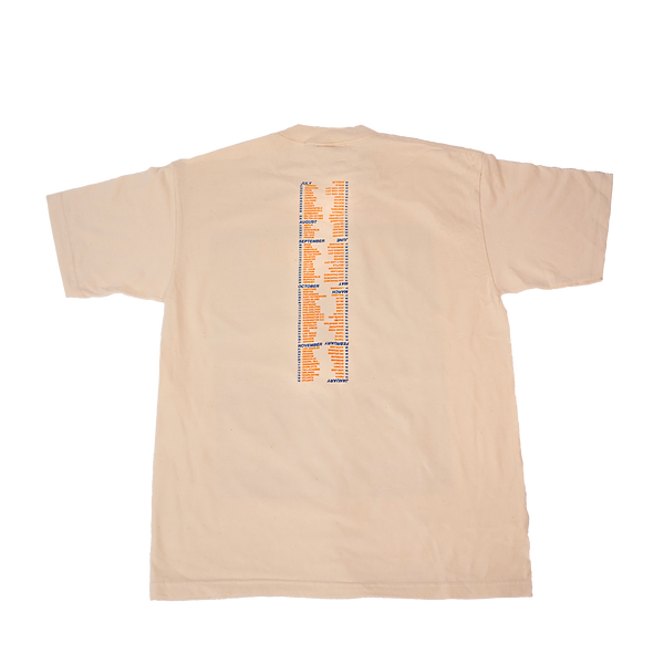 R.E.M. Monster Originals Natural Tee - R.E.M.