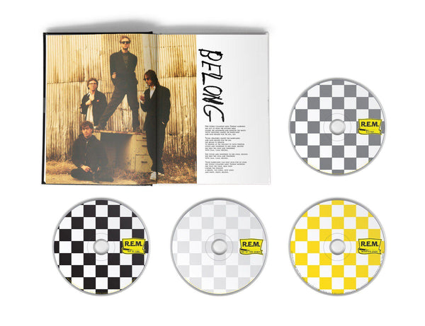 Out of Time 25th Anniversary - Deluxe 3 CD + Blu-ray - R.E.M.