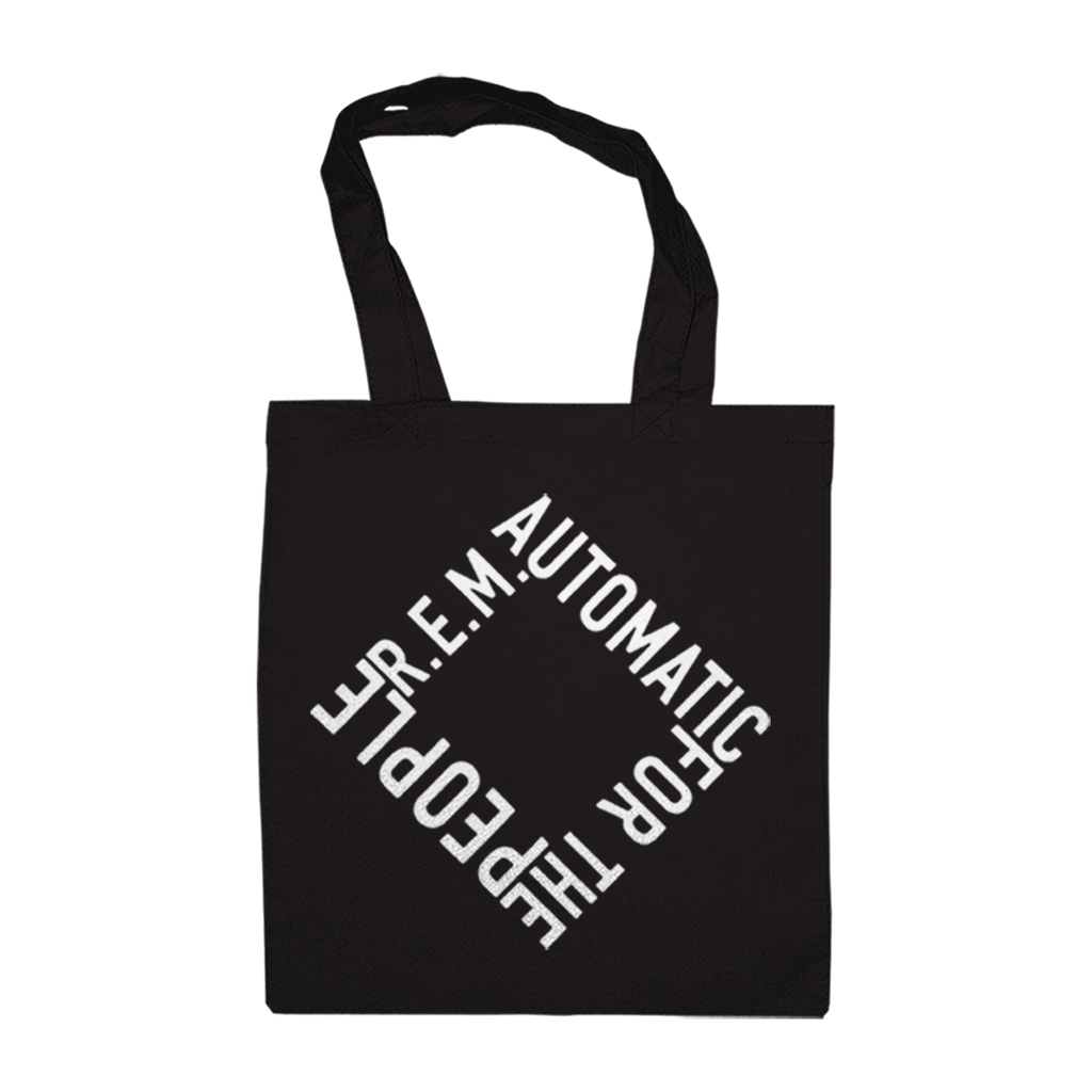 Automatic For The People Tote - R.E.M.