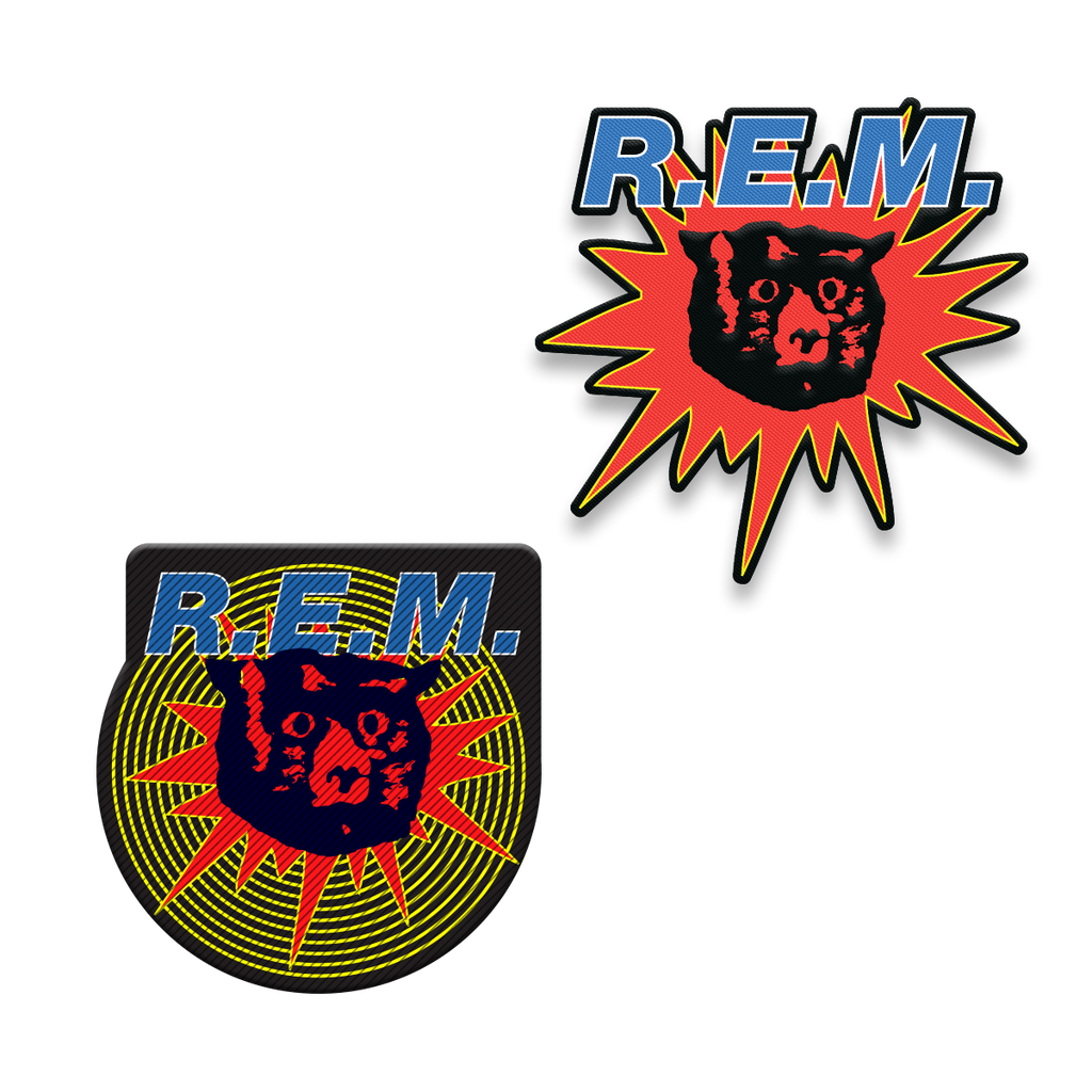 Radiate and Burst Patch Set - R.E.M.