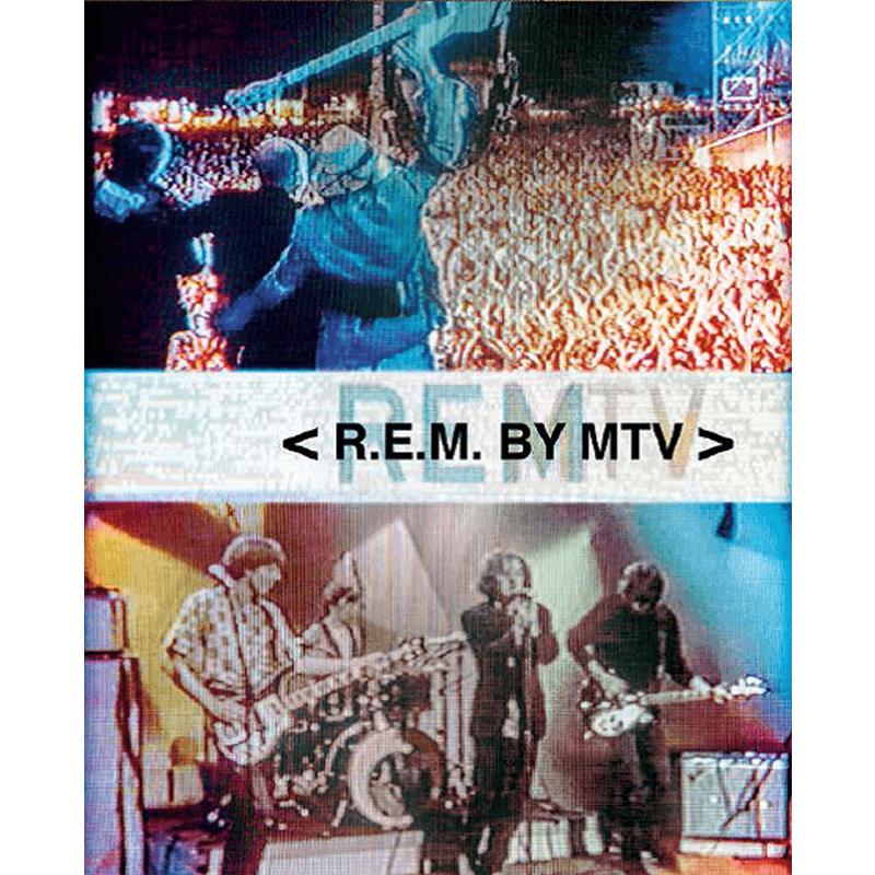 R.E.M. by MTV Blu-Ray-R.E.M.
