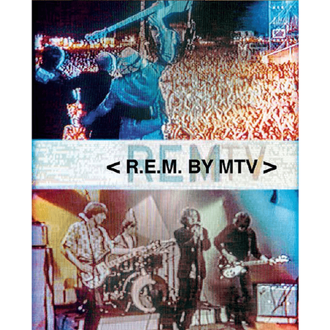 R.E.M. by MTV DVD-R.E.M.
