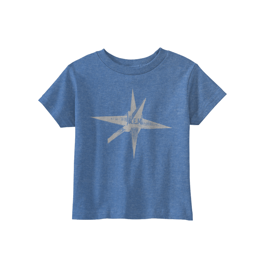 Automatic For The People Star Toddler Tee - R.E.M.