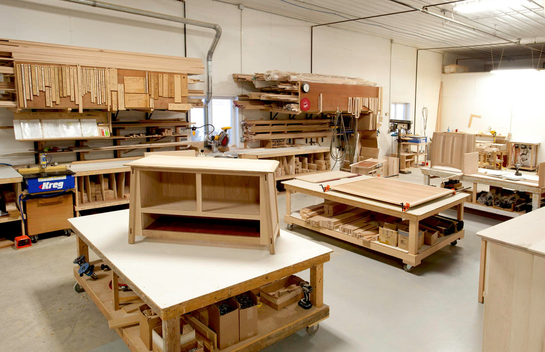 Solid Wood Amish Furniture Store Calgary | Signature Fine Furniture