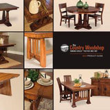 The Country Woodshop Tables Catalogue