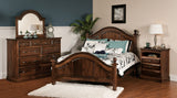 Adrianna Bedroom suite shown in Brown Maple/Coffee