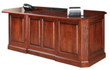 Buckingham executive desk back view
