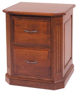 Buckingham file cabinet shown in Cherry/Washington