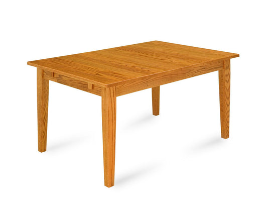 Abbies Special Table shown in Oak with a Golden Honey Stain