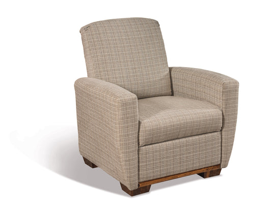Charleston Chair shown in fabric