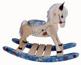 Deluxe Rocking Horse - painted