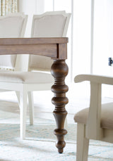 Tuscany Leg Table