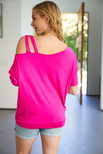 Off Shoulder Top with double strap
