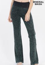Mineral Washed Yoga Pants