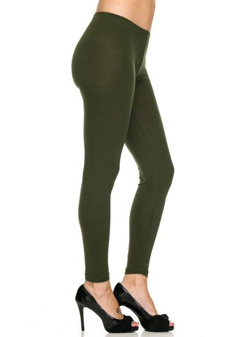 Cotton/Lycra Leggings