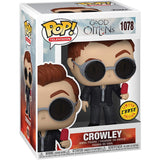 Funko POP! Crowley Good Omens Chase Vinyl Figure