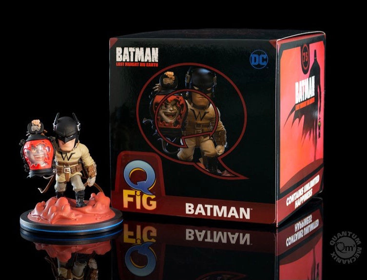 Batman Last Knight on Earth QMX Q-figure