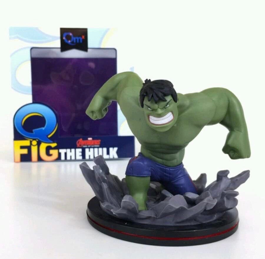 QMX The HULK Q-Fig from Avengers Age of Ultron