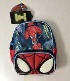 Marvel Spider-Man Mini Glow in the Dark Backpack