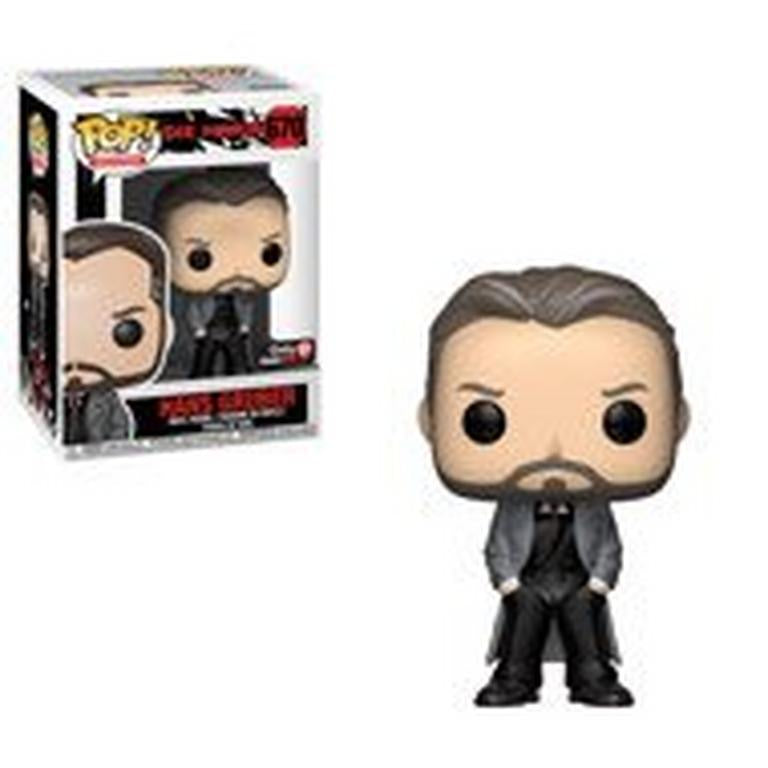 Funko POP! Die Hard Hans Gruber GameStop Exclusive Vinyl Figure