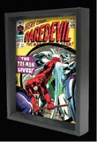 Daredevil #22 Super Hero 3-D shadow box / Wall Decor