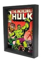 Hulk #314 Super Hero 3-D shadowbox / Wall Decor