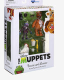 Diamond Select Disney The Muppets Fozzie and Gonzo Figure Set