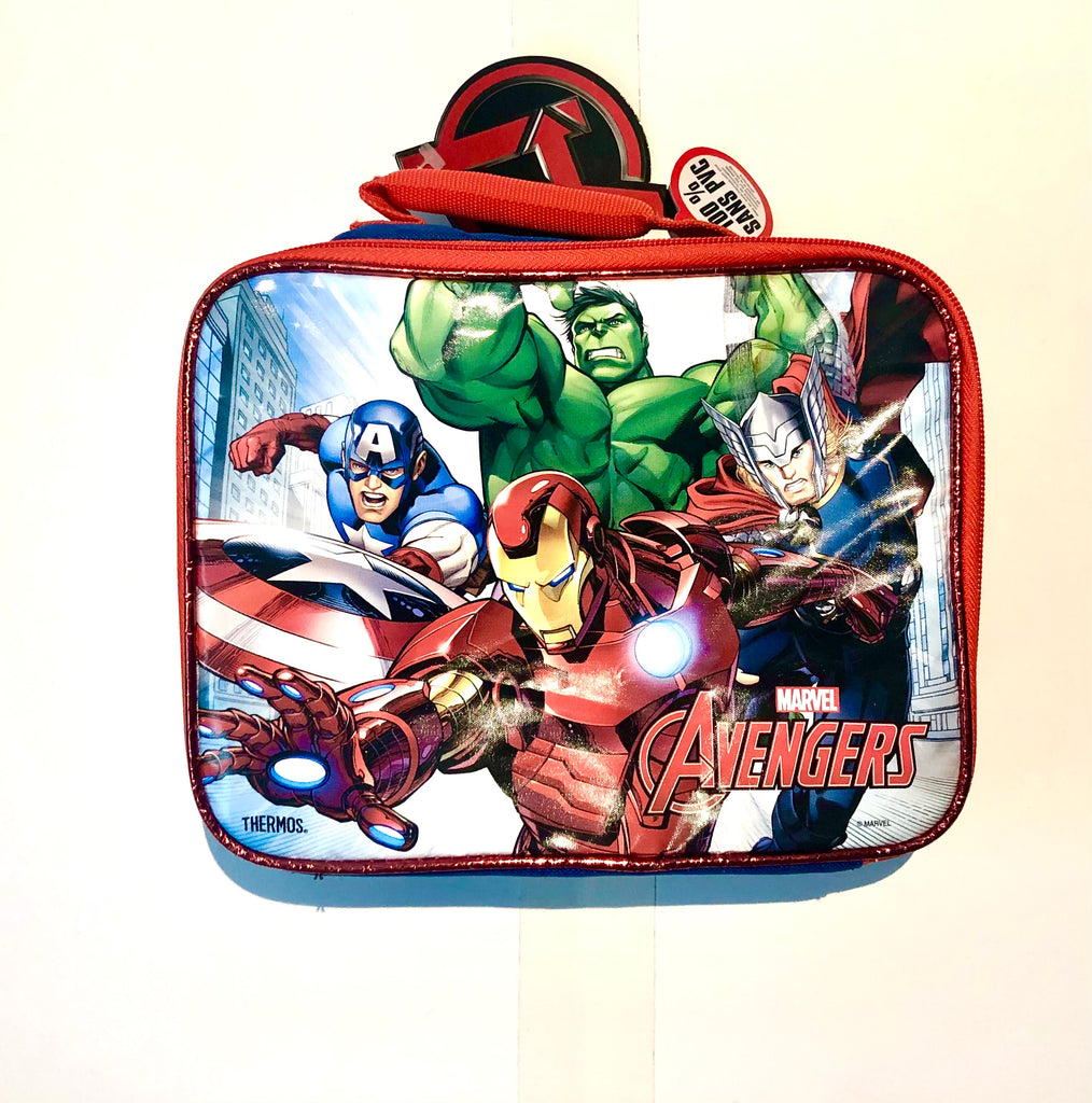 Marvel insulated Avengers Lunchbox by THERMOS