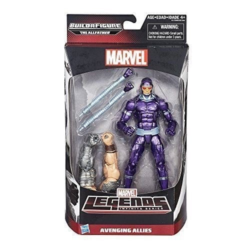 Hasbro Marvel Legends Machine Man Figure, AllFather BAF