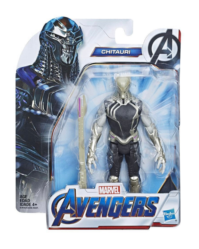 Hasbro Avengers Movie Chitauri Action Figure