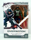 Hasbro Overwatch Ultimates Series Reaper-Faucheur (Blackwatch Reyes) Action Figure