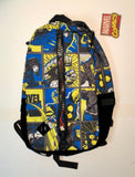Marvel Full Size Backpack w/ inside art!