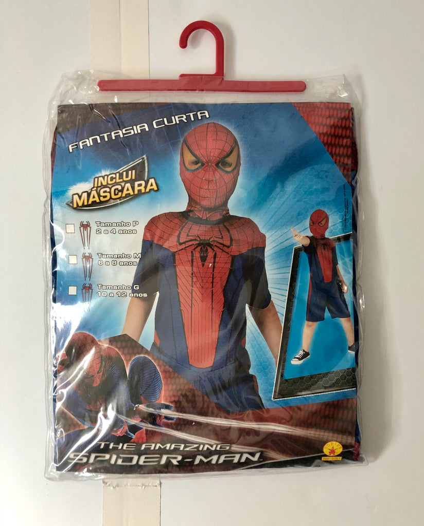 Kids Amazing Spider-Man Costume w/mask Rubies