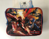 Marvel Captain America Civil War Lunchbox